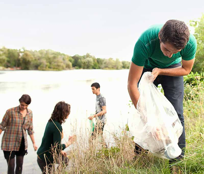 Doe vrijwilligerswerk en verlaag je stressgevoel