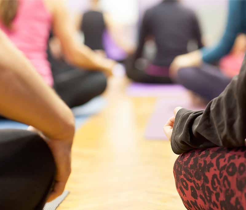Hoe yoga je reactie op stress verandert
