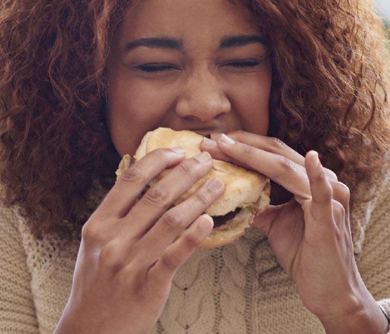 Krijg controle over je eetgedrag