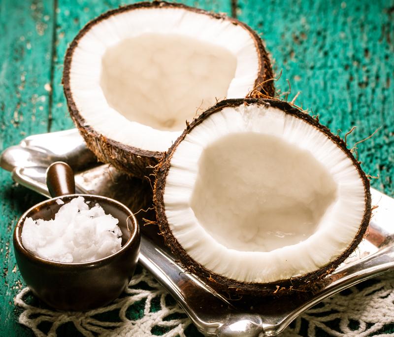 Kokosolie: 3x anders